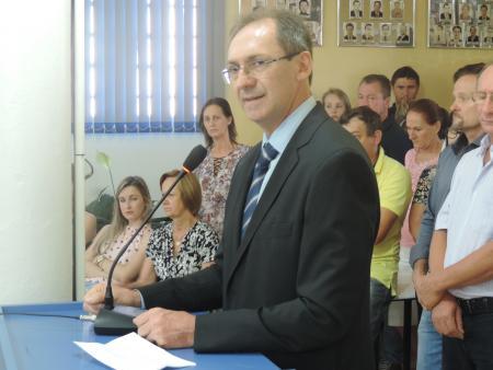 Prefeito e Vereadores eleitos tomam posse em Augusto Pestana