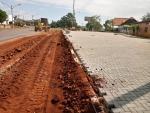Pavimentação da Casa Recanto está em fase de finalização